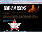 Gotham Rocks