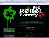 Red Rebel County