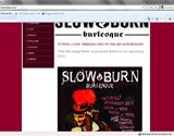 Slow Burn Burlesque