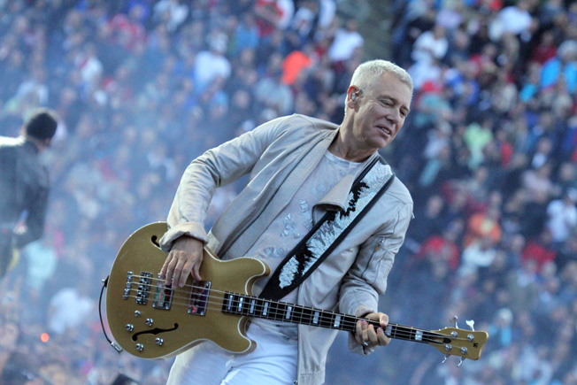 Adam Clayton Photo by: Miles Overn copyright 2011
