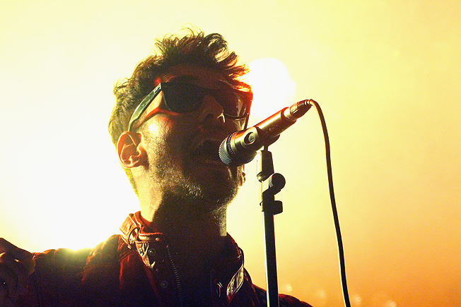 Chromeo Photo by: Miles Overn copyright 2011