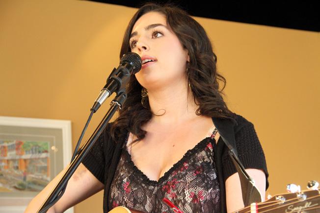 Ciara Salloum Photo by: Miles Overn copyright 2011