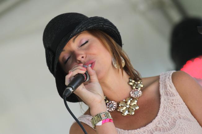 Danielle Kozlowski Photo by: Miles Overn copyright 2011