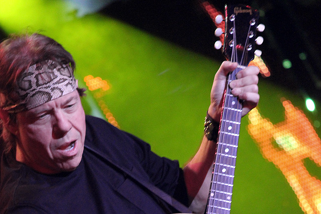 George Thorogood Photo by: Miles Overn (c) copyright 2012