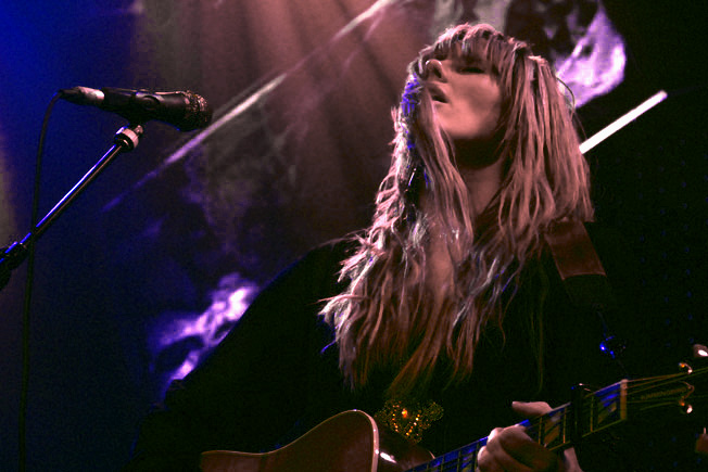 Grace Potter Photo by: Miles Overn copryright 2011