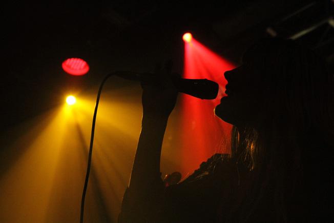 Grace Potter Photo by: Miles Overn copyright 2011