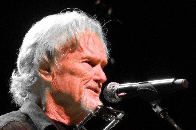 Kris Kristofferson Photo by: Miles Overn copyright 2010