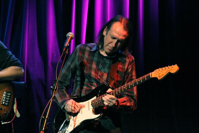 Michael Landau Photo by: Miles Overn copyright 2010