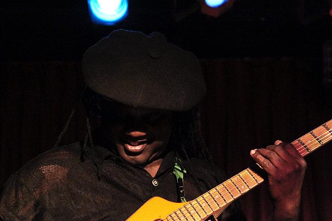 Regi Wooten Photo by: Miles Overn copyright 2010