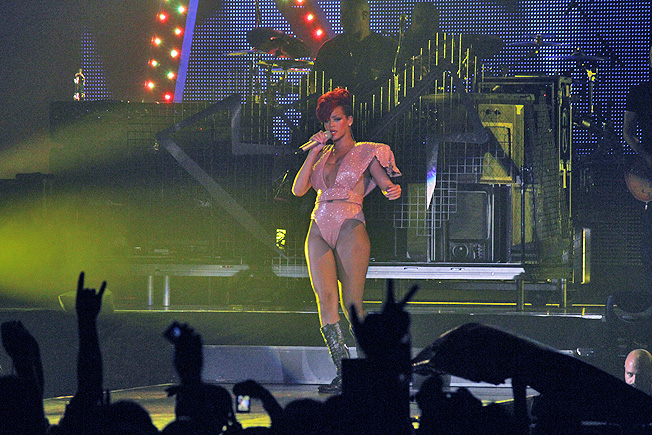 Rihanna Photo by: Miles Overn copyright 2010