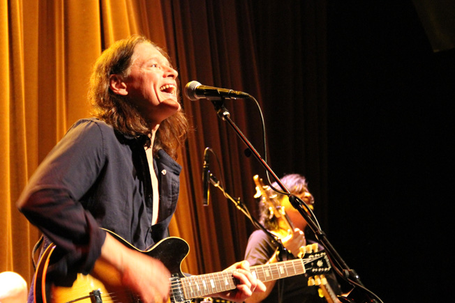 Robben Ford Photo by: Miles Overn copyright 2010