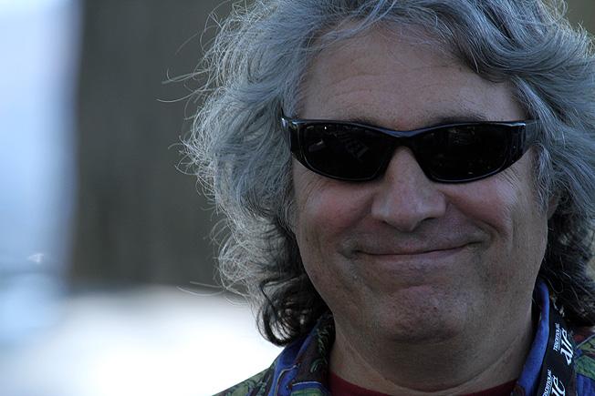 Stu Goldberg Photo by: Miles Overn copyright 2011