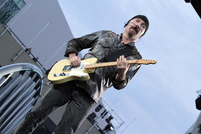 The Edge Photo By: Miles Overn copyright 2011